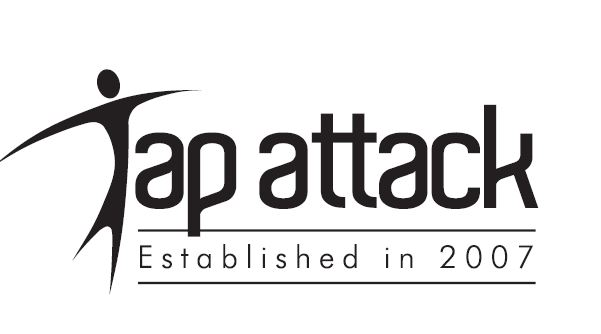 Tap attack logo