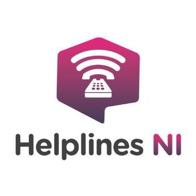 Helplines NI logo
